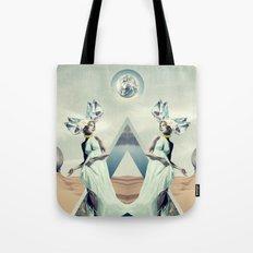 Crystalfilm Tote Bag