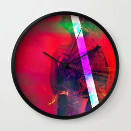 Sweet Release II Wall Clock