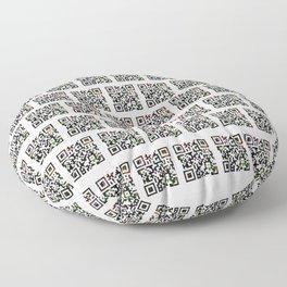 Quick Response Floor Pillow