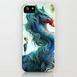 Kelpie Steed iPhone Case