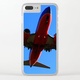 Southwest on Final Clear iPhone Case