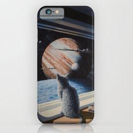 Ship's Cat iPhone Case