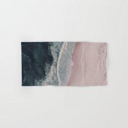 Sands of Cameo Pink Hand & Bath Towel