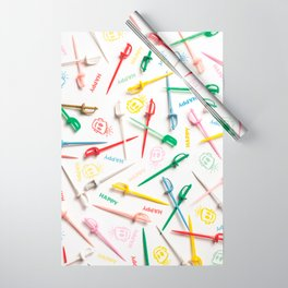 HAPPY HOUR Wrapping Paper