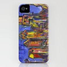 Philly Skyline iPhone (4, 4s) Slim Case
