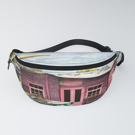 Squat New Age Fanny Pack