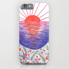 Cliff Top Sunset Slim Case iPhone 6s