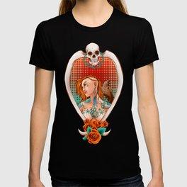 Suicide Raven T-shirt