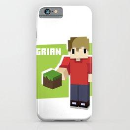 Grian Hermitcraft iPhone Case