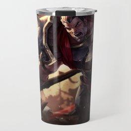Classic Darius League Of Legends Travel Mug