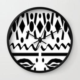 Kindred I Wall Clock