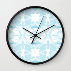 Dancing Water Wall Clock