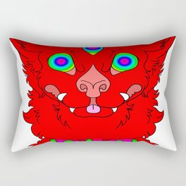 Toxicity Rectangular Pillow