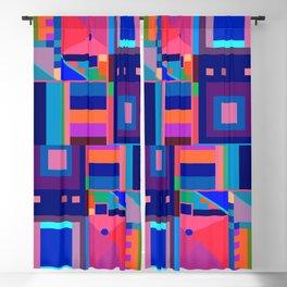 Downtown No. 3 Blackout Curtain