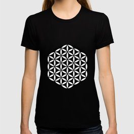 Flower of Life Yin Yang T-shirt