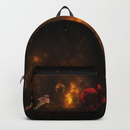 Fly Me to the Moon Backpack