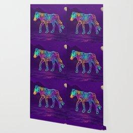 Dark night horse Wallpaper