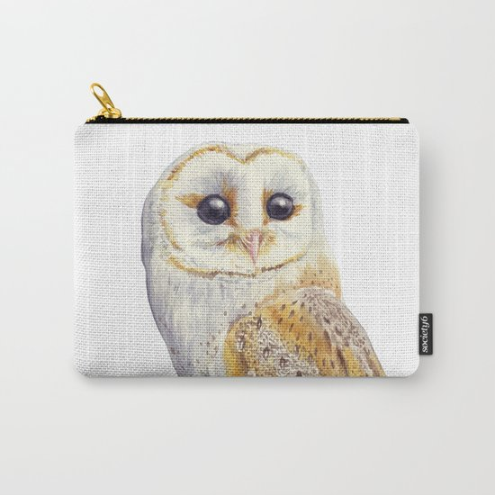Owl bird Carry-All Pouch