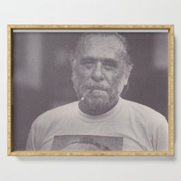 Bukowski Squared Serving Tray