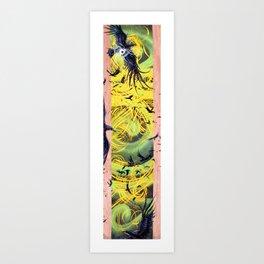 Enclave Art Print