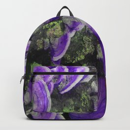 Purple Polypores? Backpack