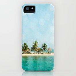 Rendezvous Caye iPhone Case