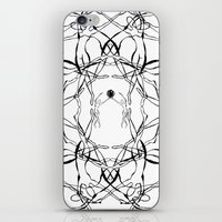 matisse iPhone & iPod Skins featuring Para Matisse/ To Matisse by Luiza T. Vesey