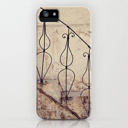 Of Times Gone By iPhone Case