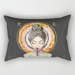 Rice to meet You Rectangular Pillow