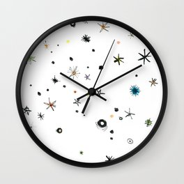 star light Wall Clock