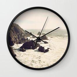 bodega bay. Wall Clock