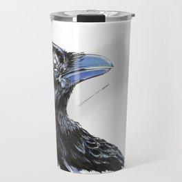 RHX Raven Logo Travel Mug