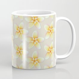 Yellow Flower, Floral Pattern, Yellow Blossom Coffee Mug