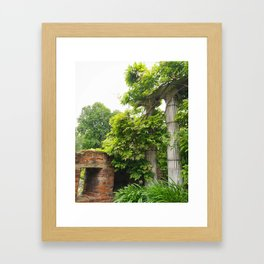 IONIC Framed Art Print