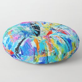 Infinity Floor Pillow