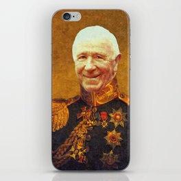 Sir Matt Busby iPhone Skin