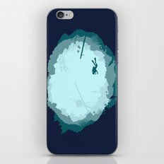Dive Deep iPhone & iPod Skin