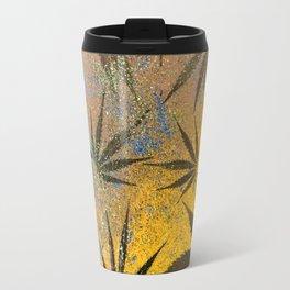 Cannabis leaves Travel Mug