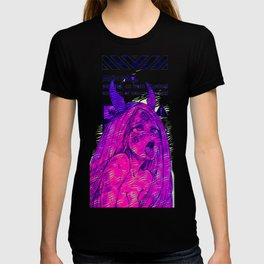 Sexy anime aesthetic - The definition of ahegao T-shirt