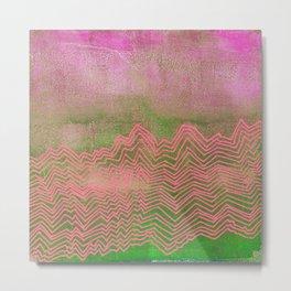 Linear No. 10 Metal Print