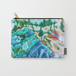 427 - Abstract glass design Carry-All Pouch
