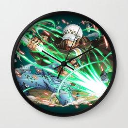 Trafalgar Law - One piece Wall Clock
