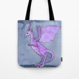 Dragon Riddles Tote Bag