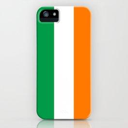 Flag of Ireland - Irish Flag iPhone Case
