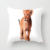 little prince Throw Pillows featuring little prince by arnedayan