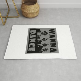 Coffin Dance Meme Wanna Dance - Dance With Us Rug