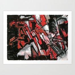RD001 Art Print
