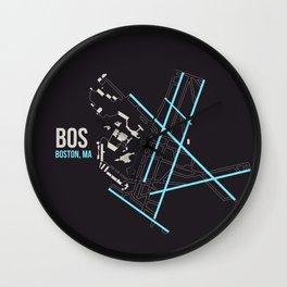 BOS Wall Clock