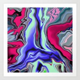 Granite & Marble / GFTMarble053 Art Print