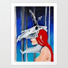 Son de Mar II Art Print